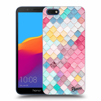 Etui na Honor 7S - Colorful roof
