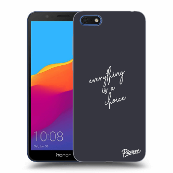 Etui na Honor 7S - Everything is a choice
