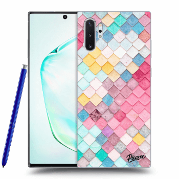 Etui na Samsung Galaxy Note10+ N975F - Colorful roof