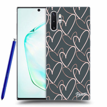 Etui na Samsung Galaxy Note10+ N975F - Lots of love