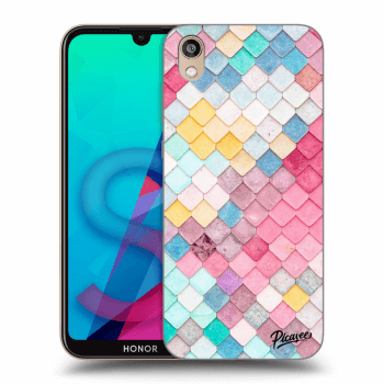 Etui na Honor 8S - Colorful roof