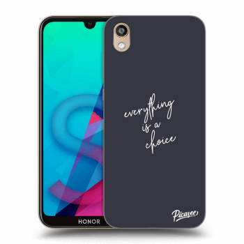 Etui na Honor 8S - Everything is a choice