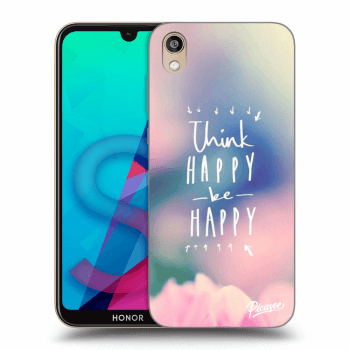 Etui na Honor 8S - Think happy be happy