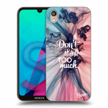 Etui na Honor 8S - Don't think TOO much