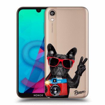 Etui na Honor 8S - French Bulldog