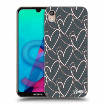 Etui na Honor 8S - Lots of love