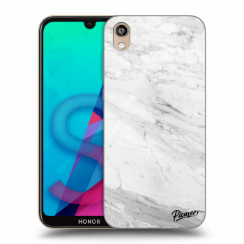 Etui na Honor 8S - White marble