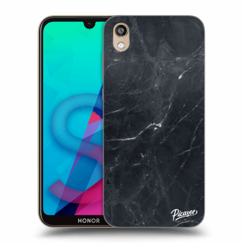 Etui na Honor 8S - Black marble