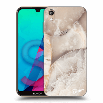 Etui na Honor 8S - Cream marble