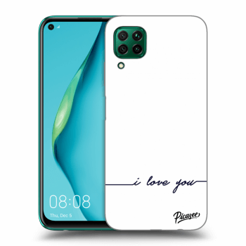 Etui na Huawei P40 Lite - I love you