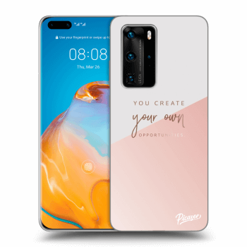 Etui na Huawei P40 Pro - You create your own opportunities