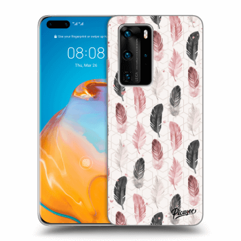 Etui na Huawei P40 Pro - Feather 2