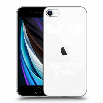 Etui na Apple iPhone SE 2020 - Don't Touch My Phone