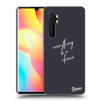 Etui na Xiaomi Mi Note 10 Lite - Everything is a choice