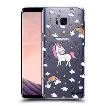 Etui na Samsung Galaxy S8 G950F - Unicorn star heaven