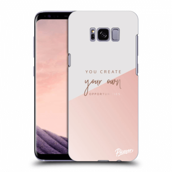 Etui na Samsung Galaxy S8 G950F - You create your own opportunities