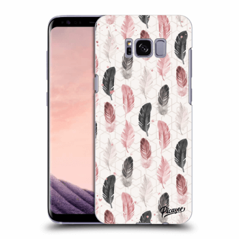 Etui na Samsung Galaxy S8 G950F - Feather 2