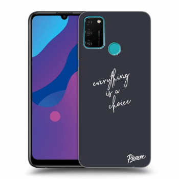 Etui na Honor 9A - Everything is a choice