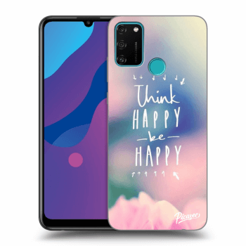 Etui na Honor 9A - Think happy be happy