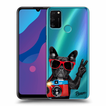 Etui na Honor 9A - French Bulldog