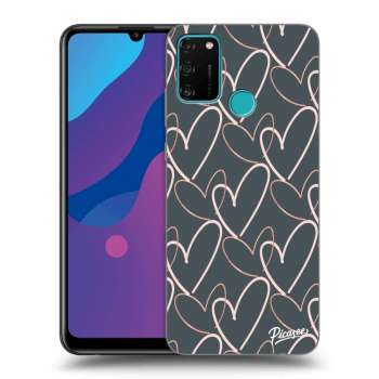 Etui na Honor 9A - Lots of love