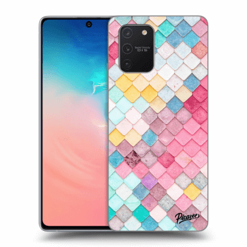Etui na Samsung Galaxy S10 Lite - Colorful roof