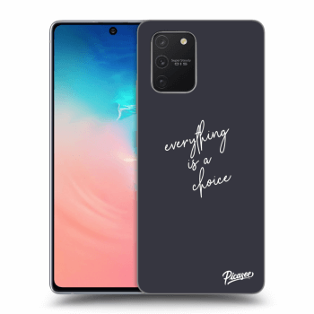 Etui na Samsung Galaxy S10 Lite - Everything is a choice
