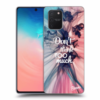 Etui na Samsung Galaxy S10 Lite - Don't think TOO much