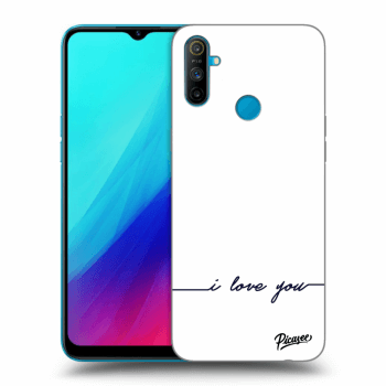 Etui na Realme C3 - I love you