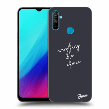 Etui na Realme C3 - Everything is a choice