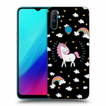 Etui na Realme C3 - Unicorn star heaven