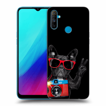Etui na Realme C3 - French Bulldog