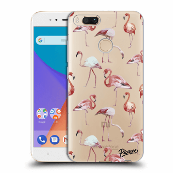 Etui na Xiaomi Mi A1 Global - Flamingos
