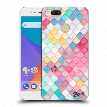 Etui na Xiaomi Mi A1 Global - Colorful roof