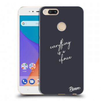 Etui na Xiaomi Mi A1 Global - Everything is a choice
