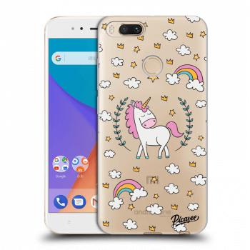Etui na Xiaomi Mi A1 Global - Unicorn star heaven