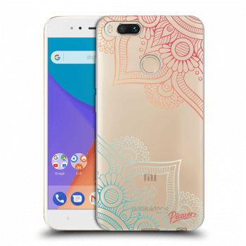 Etui na Xiaomi Mi A1 Global - Flowers pattern