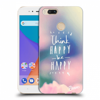 Etui na Xiaomi Mi A1 Global - Think happy be happy
