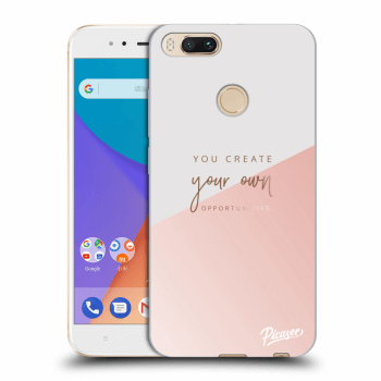 Etui na Xiaomi Mi A1 Global - You create your own opportunities