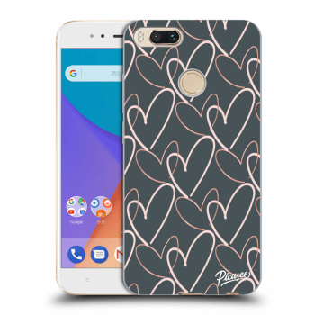 Etui na Xiaomi Mi A1 Global - Lots of love