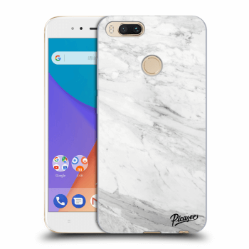Etui na Xiaomi Mi A1 Global - White marble