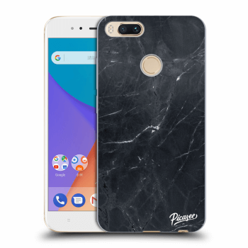 Etui na Xiaomi Mi A1 Global - Black marble