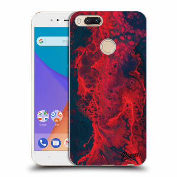 Etui na Xiaomi Mi A1 Global - Organic red