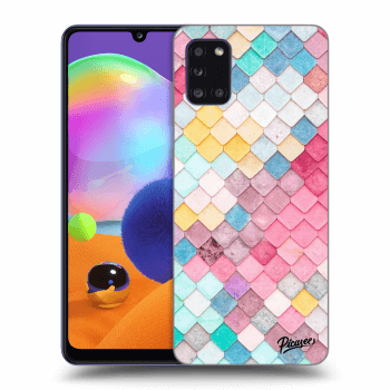 Etui na Samsung Galaxy A31 A315F - Colorful roof