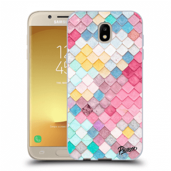 Etui na Samsung Galaxy J5 2017 J530F - Colorful roof
