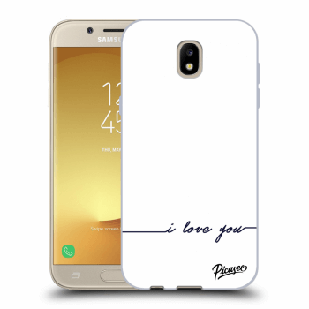Etui na Samsung Galaxy J5 2017 J530F - I love you
