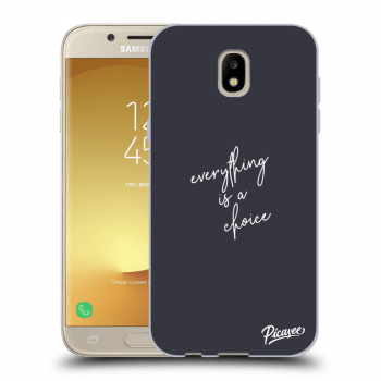Etui na Samsung Galaxy J5 2017 J530F - Everything is a choice