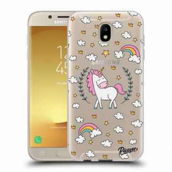 Etui na Samsung Galaxy J5 2017 J530F - Unicorn star heaven