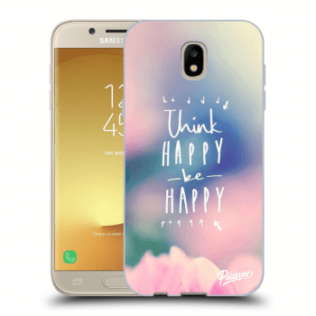 Etui na Samsung Galaxy J5 2017 J530F - Think happy be happy