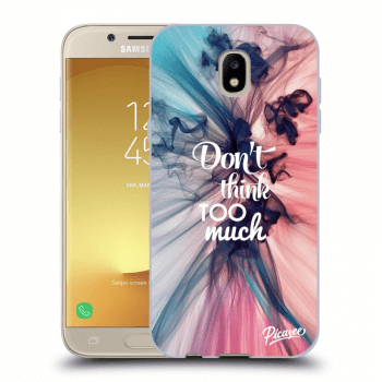 Etui na Samsung Galaxy J5 2017 J530F - Don't think TOO much